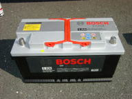 BOSCH SILVER/ボッシュ・シルバー S-1A